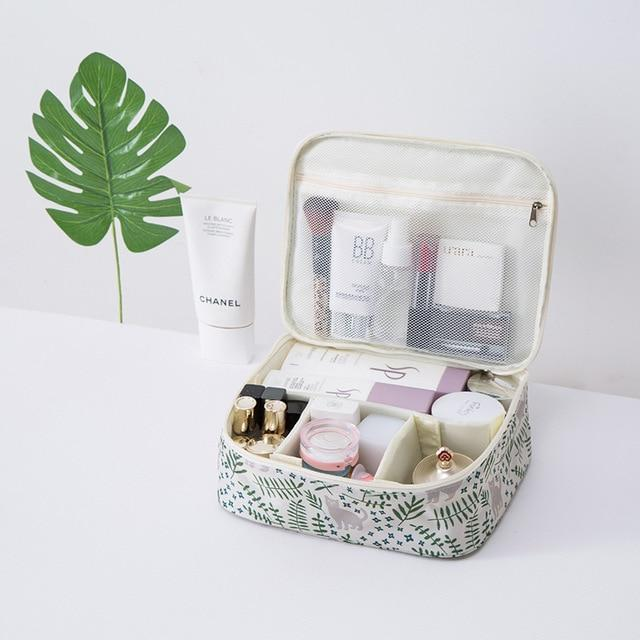 travel fashion lady cosmetics cosmetic bag
