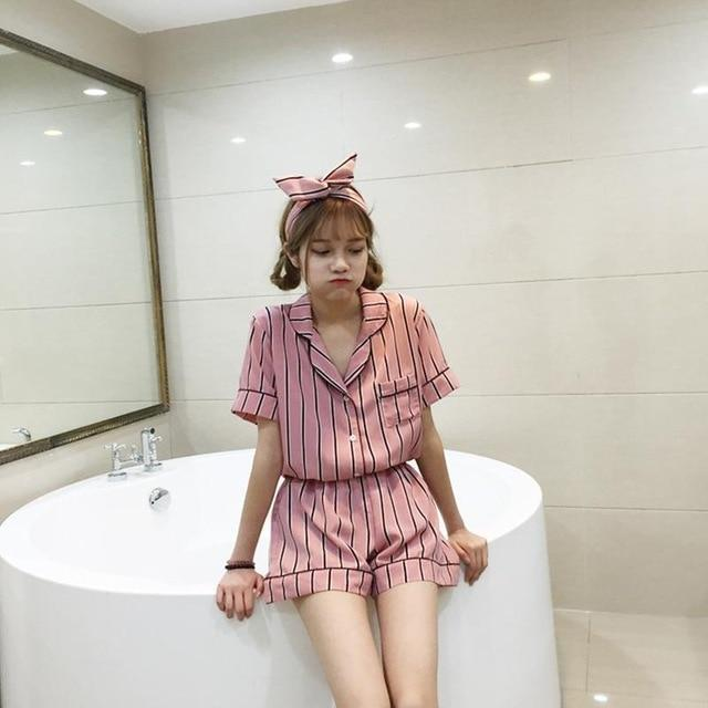Women Casual Nightdress Sleepwear