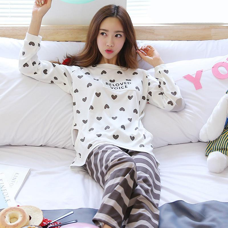 Women Pajamas Sets Sleep Wear