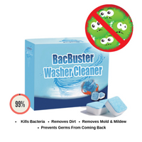 Bacbuster Washing Machine Cleaner