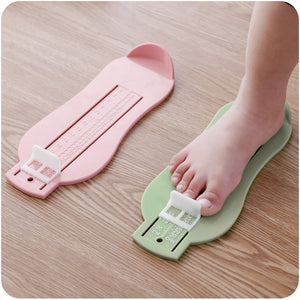 Baby Foot Length Measuring