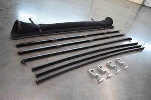 soft roll up tonneau parts for GMC