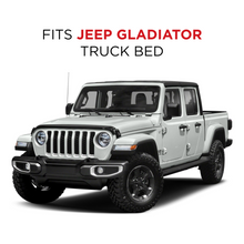 Load image into Gallery viewer, roll up tonneau cover for jeep gladiator