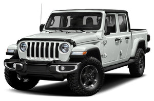 white jeep gladiator