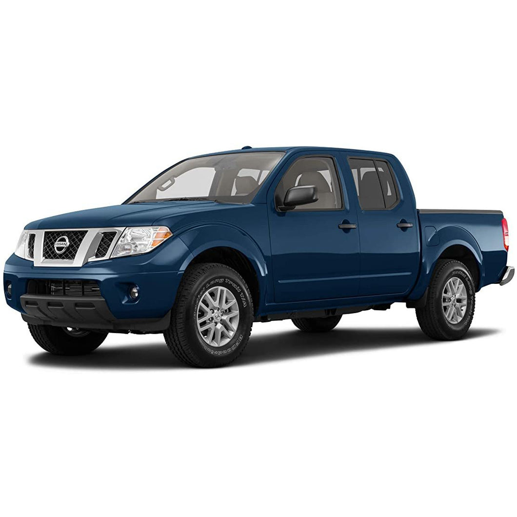 Sawtooth STRETCH Expandable Tonneau Cover for 2014 - Present, Nissan, Frontier, 5' Bed