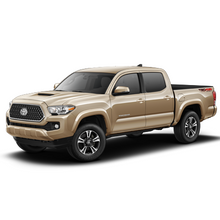 "Load image into Gallery viewer, Sawtooth STRETCH Expandable Tonneau Cover for 2005 - Present, Toyota, Tacoma, 6'-2"" Bed"