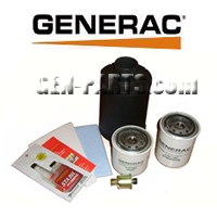 Generac Generator Part - 0E1744WSRV - SM KIT RV DIESEL 4270