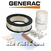 Generac Generator Part - 0F57260ESV - SCHEDULED MAINT KIT 2.5L HSB