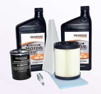 Generac Generator Part - 0J57640SSM - SM KIT 410CC 8KW 5W30 SYN OIL