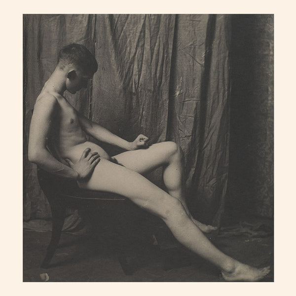 Bill Duckett Nude, at the Art Students' League of Philadelphia