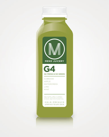 G4: So Fresh and So Green