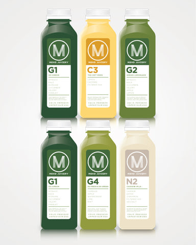 MVP 1, 3, & 5 Day Cleanse