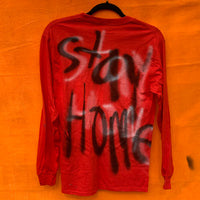 Artline 7 red (stay home)