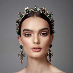 EMERALD SOFIA CROWN