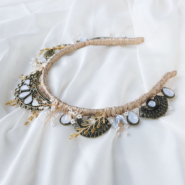 Embellished Eve Crown