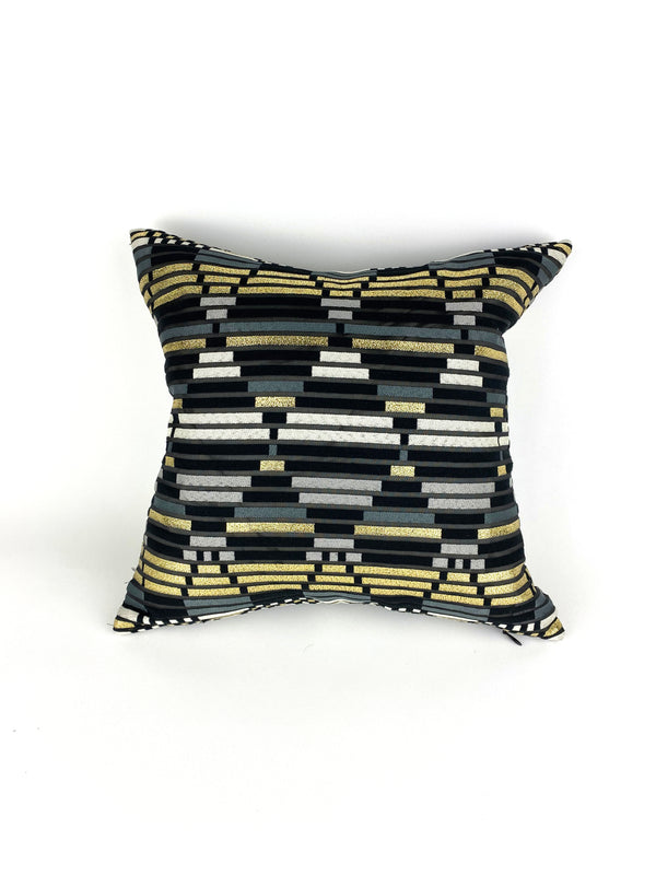 Geometric pillowcase