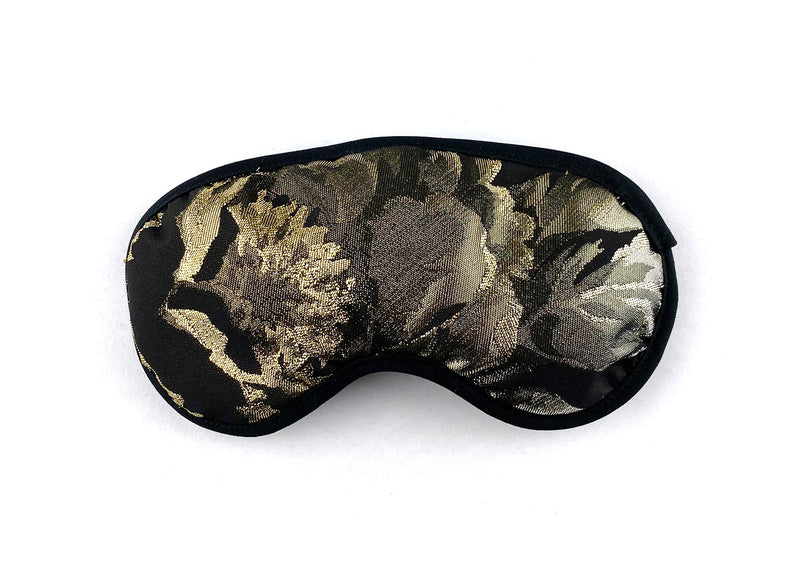Floral sleeping-mask