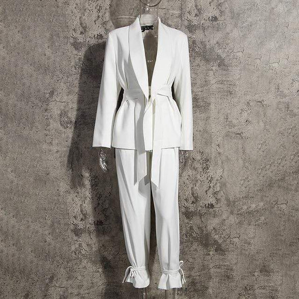 The Boss Lady Meeting Suit