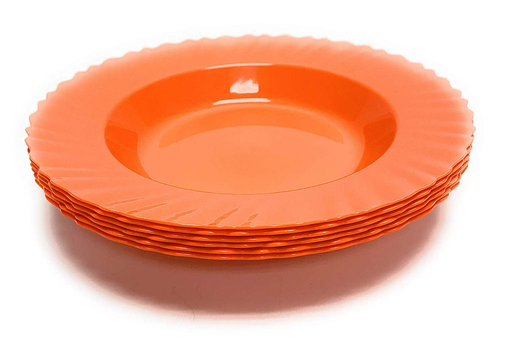 Deep Plates (6 Pack) - Mintra USA
