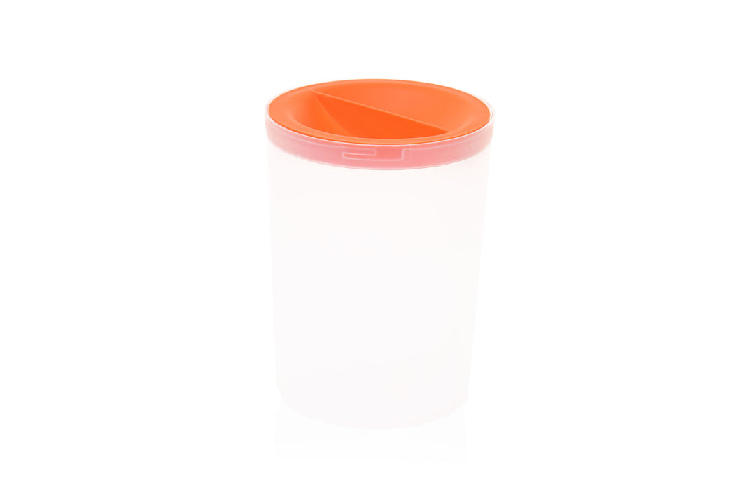 Mintra Home Unbreakable - Plastic Jar with Locking Lid -1.2-40 Ounce - Mintra USA