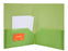 Poly Pocket Folders (8 Pack) - Assorted Colors - Mintra USA