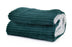 Mintra Home - Sherpa Stripe Flannel Blanket X-Large (86in x 94in) - Mintra USA