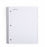 Mintra Office - Spiral Notebook 1 Subject 6 Pack (Wide Ruled)