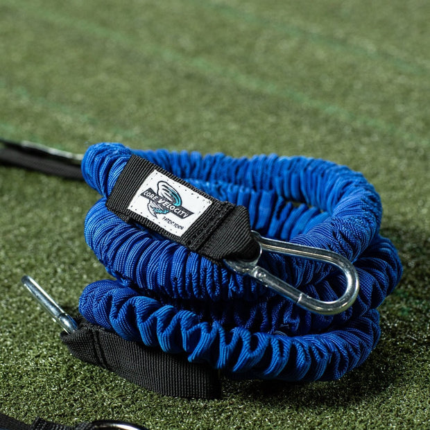 Short Blue Resistance Band