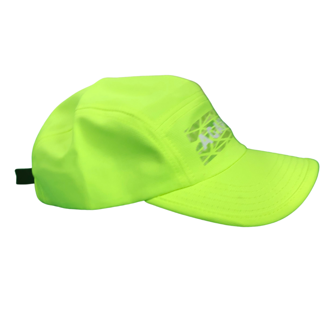 LOUD hat (neon yellow)