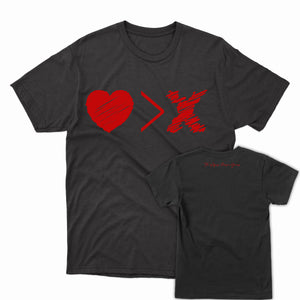 AGAPE logo short sleeve t-shirt