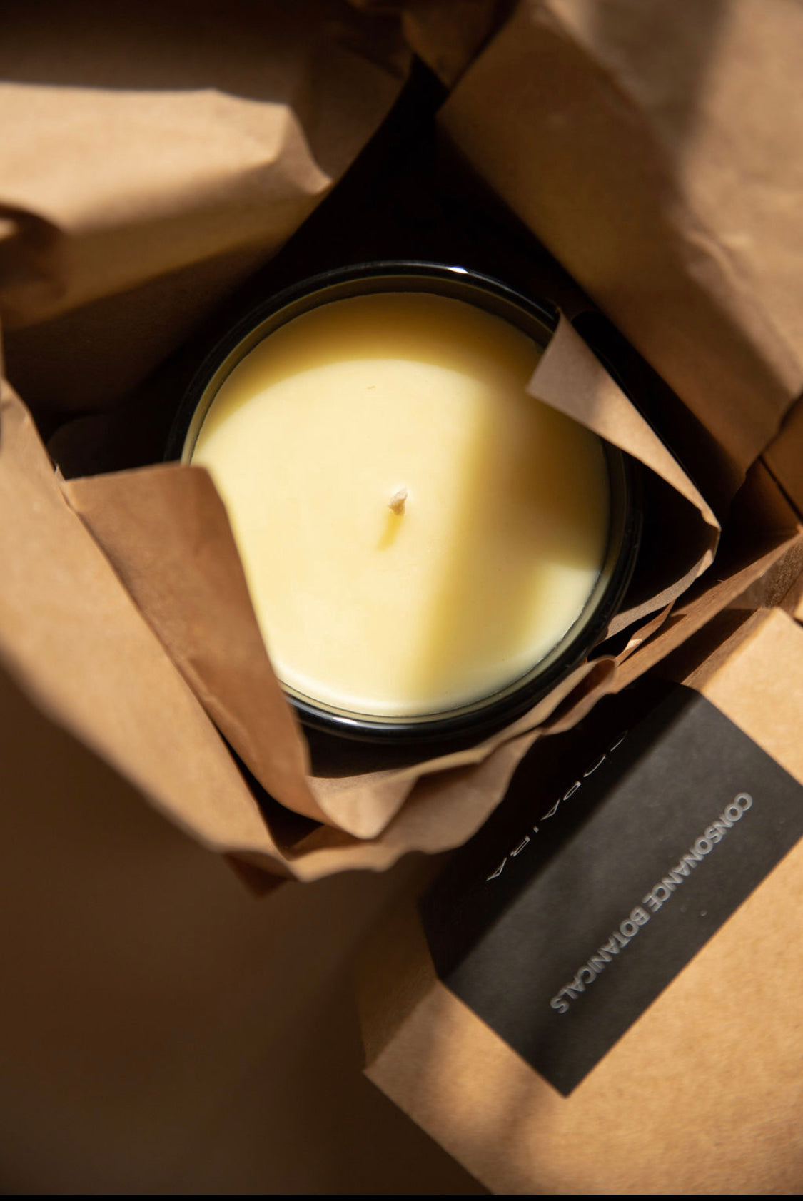 IMMORTELLE candle - ships in January