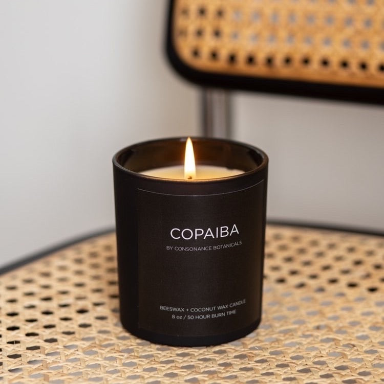 COPAIBA candle - ships in January