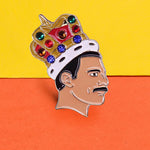 Pins Freddie Mercury - Pin's Queen - Pin's LGBT