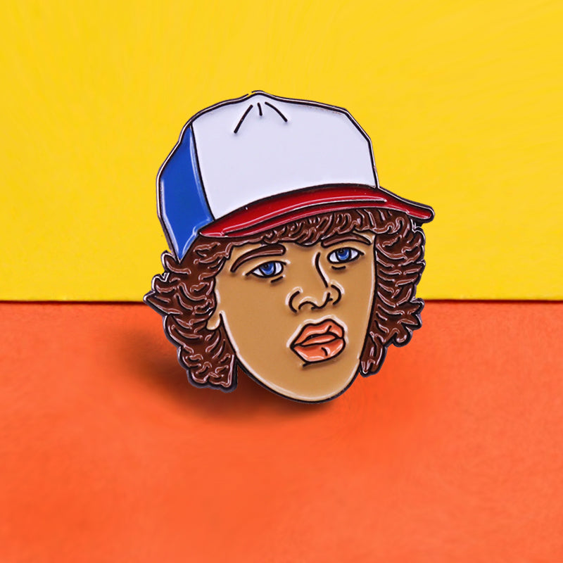 Pin's Stranger Things Dustin