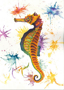 Spiny Sea Horse
