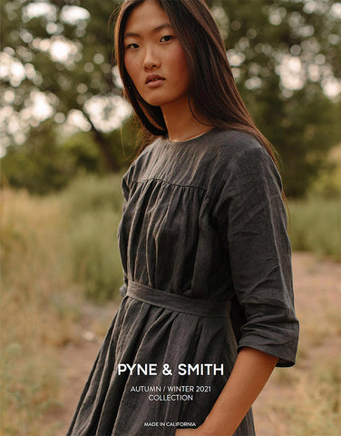 Pyne and smith autumn winter 2021 collection catalog