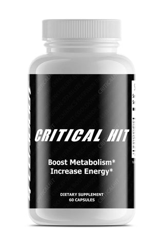 Critical Hit - Energy Supplement - Loadout eFitness
