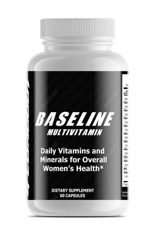 Baseline - Women's Multivitamin - Loadout eFitness