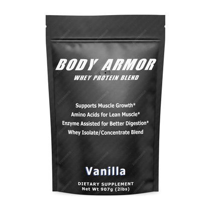 Body Armor - Protein Powder - Vanilla - Loadout eFitness