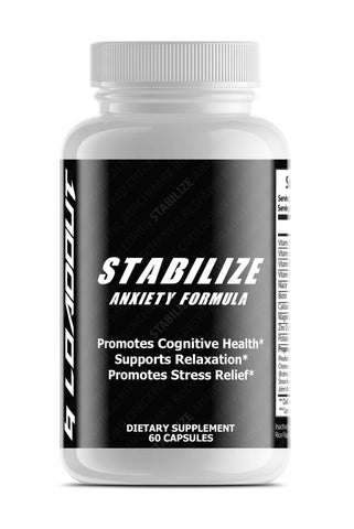 Stabilize - Anxiety Relief - Loadout eFitness