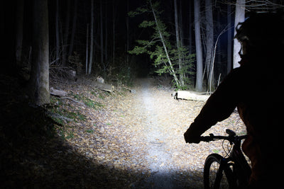Tips for riding at night