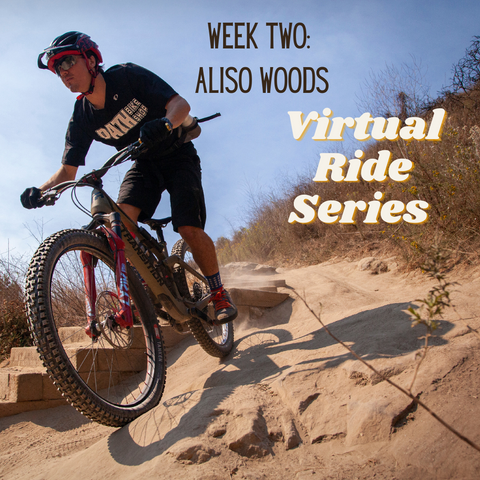 path ride series aliso woods