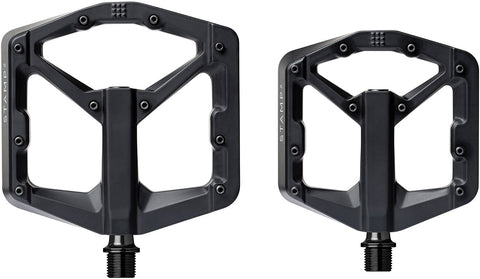 crankbrothers stamp 3 small and large pedals full view