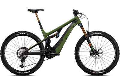 Pivot Shuttle 29 Team XTR defender green full view