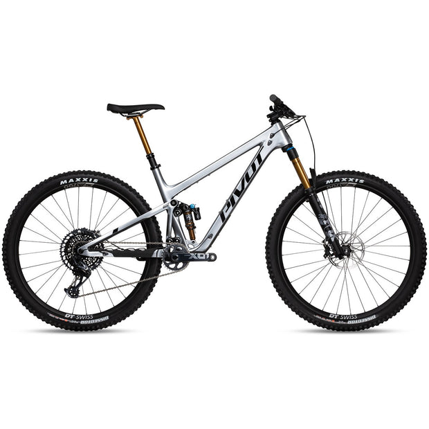 2021 Pivot Trail 429 V3 Pro XO1, Silver, Large, Full View