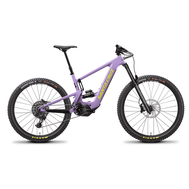 2021 Santa Cruz Bullit CC MX R-Kit lavender full view
