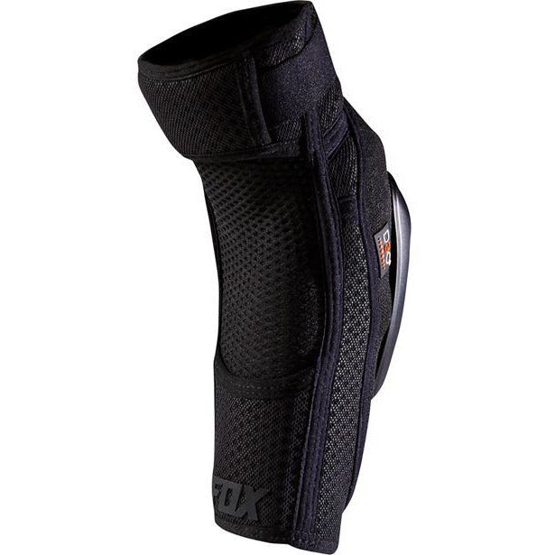 FOX Racing Launch Pro D30 Elbow, Black, Back View