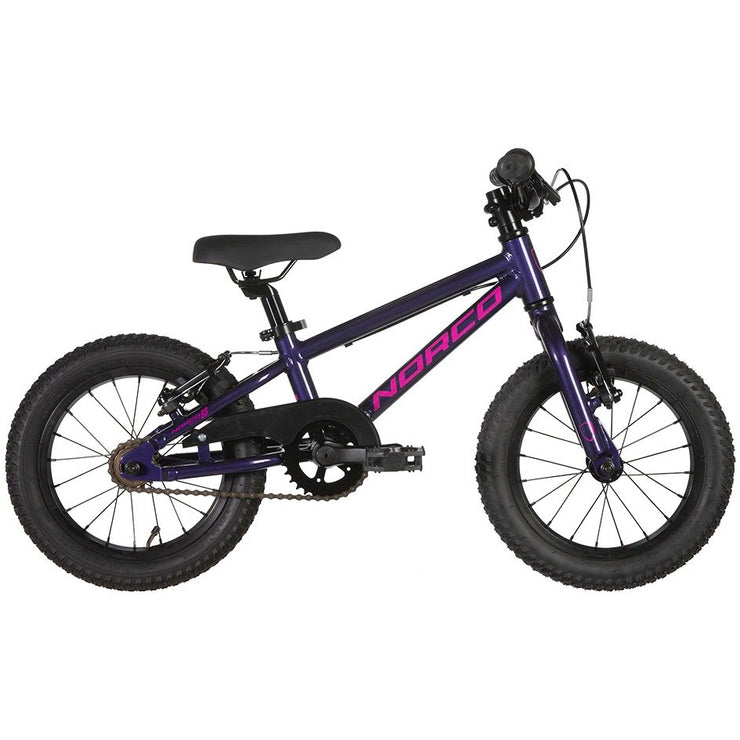 2021 Norco Roller 14, Purple/Pink, Full View