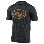Troy Lee Designs Flowline Short Sleeve Jersey gray heather