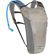 CamelBak Rogue Light 70oz Hydration Pack, Silver/Black, Full View